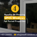 UPVC windows in Sussex