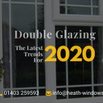 Douable Glazing windows trends